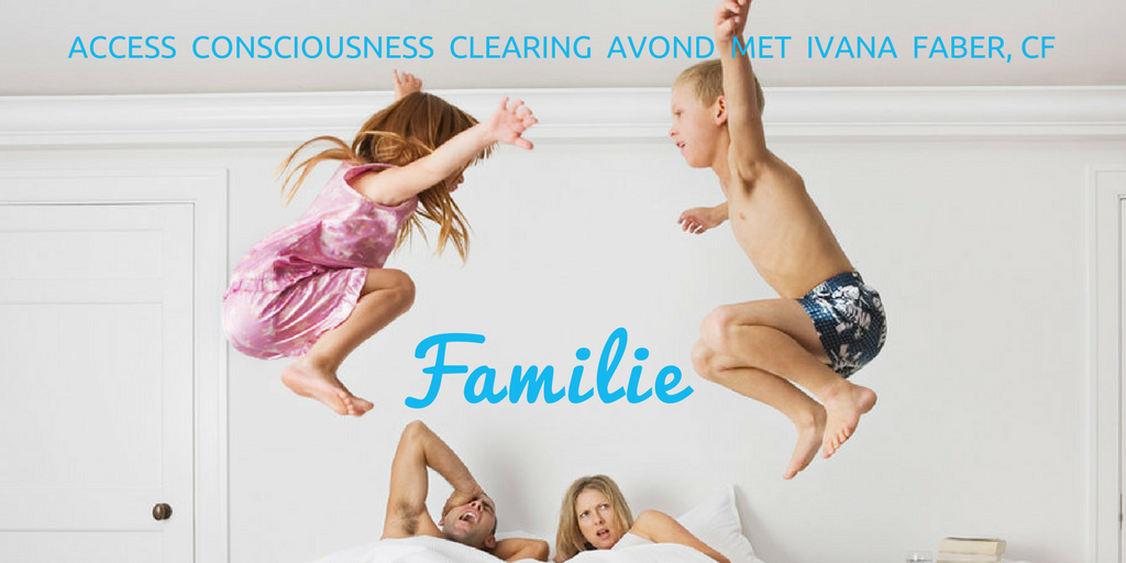 FAMILIE - online clearing class
